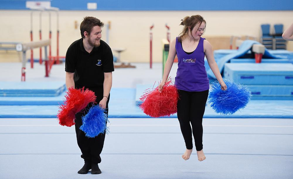 """British Gymnastics is """"completely revising"""" its disability coaching modules"""