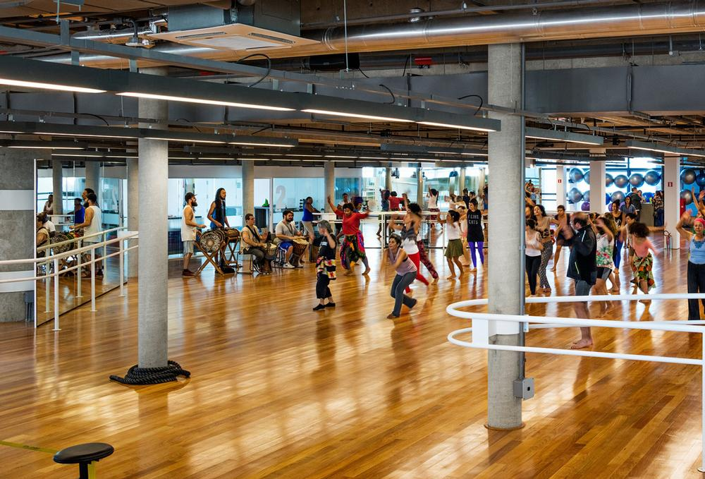 a vibrant fitness, sports, leisure and cultural desination for the people of São Paulo
