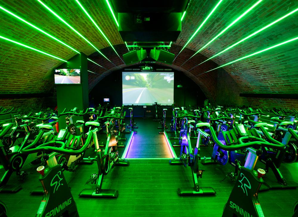 Fitness is a large and growing market, says Gray