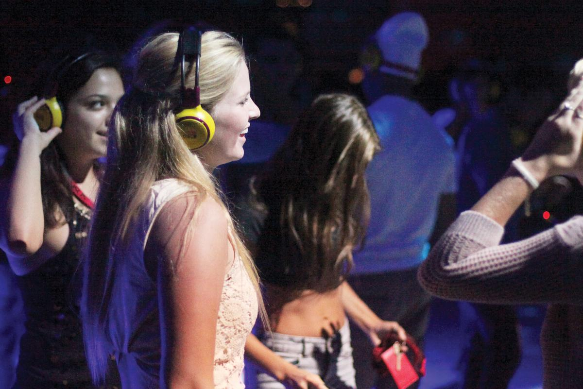 Time Out has had great success with its silent discos in London