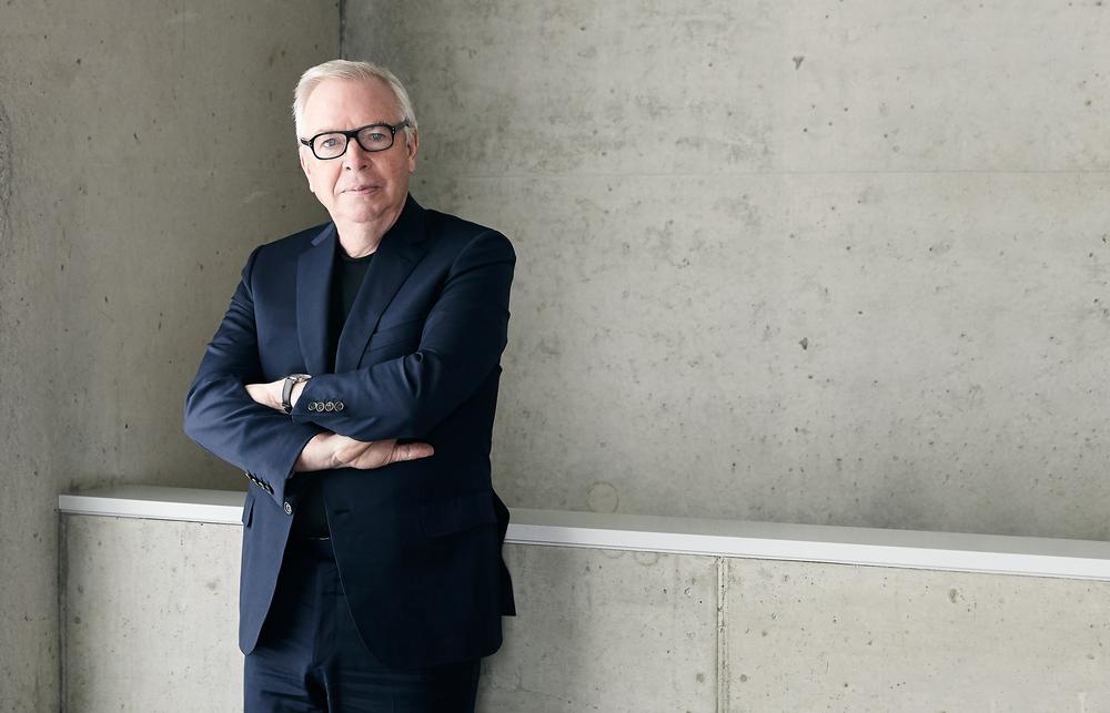 David Chipperfield studied at Kingston School of Art and the AA in London