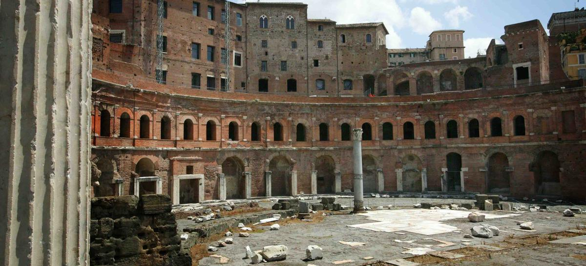 €13m will go towards the restoration of Emperor Nero's Golden Palace