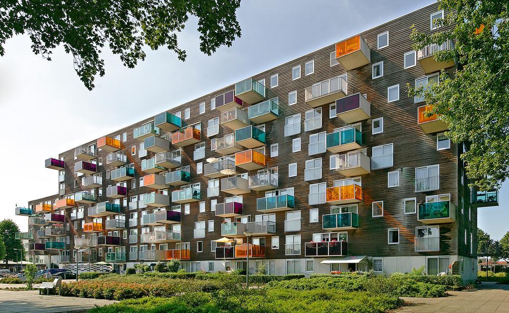 WoZoCo, MVRDV's first housing complex