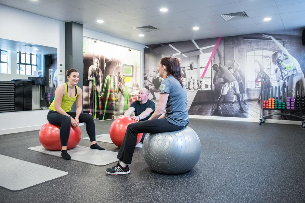 Creating a fun and inclusive space for exercise is a priority for the company