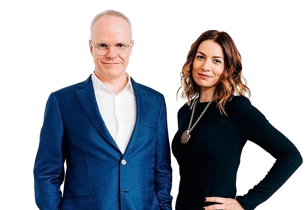 We share Kéré's belief that architecture, at its best, can enhance our collective creativity and push people to take the future into their own hands - Serpentine artistic director Hans Ulrich Obrist and CEO Yana Peel / Image: Kate Berry