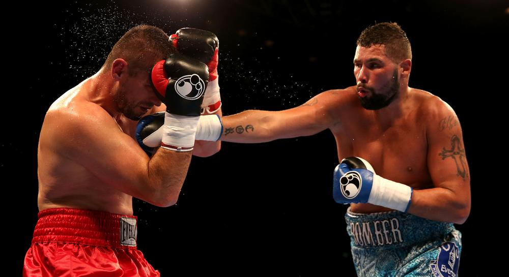 Tony Bellew (right) is among a long line of elite athletes produced by Liverpool