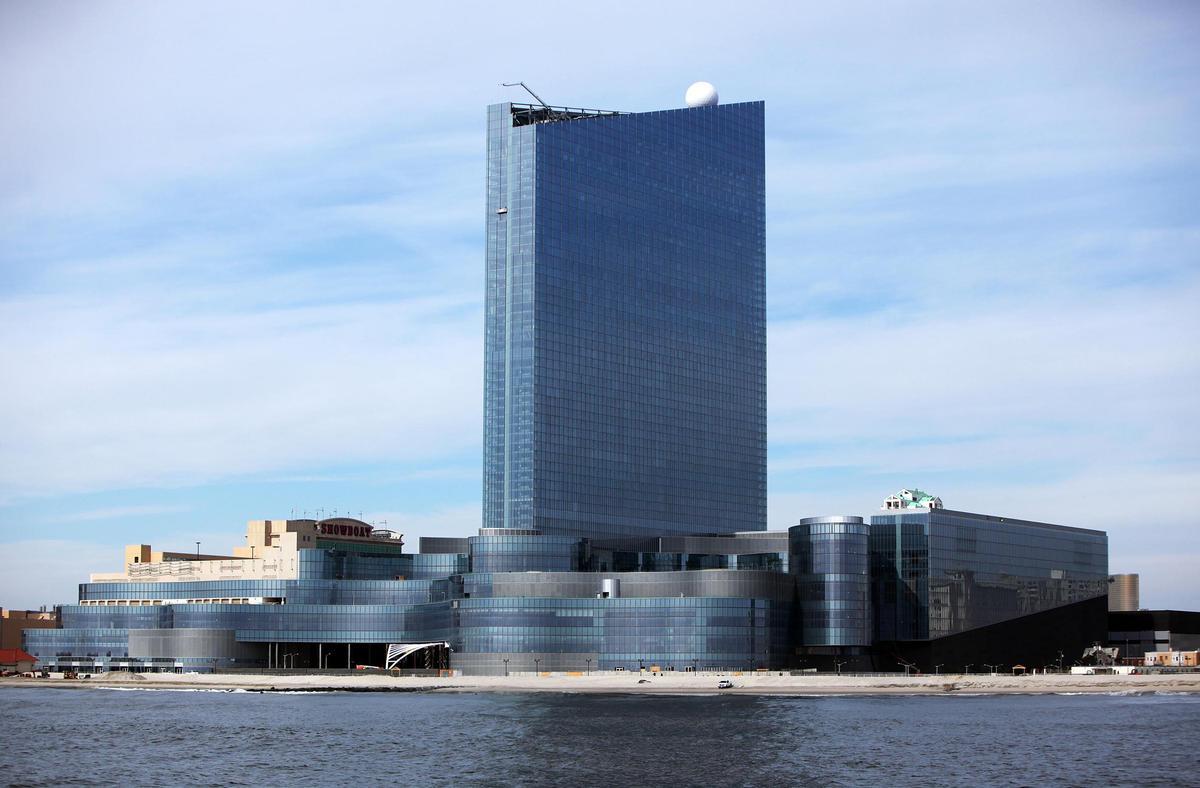 The casino originally cost US$2.4bn
