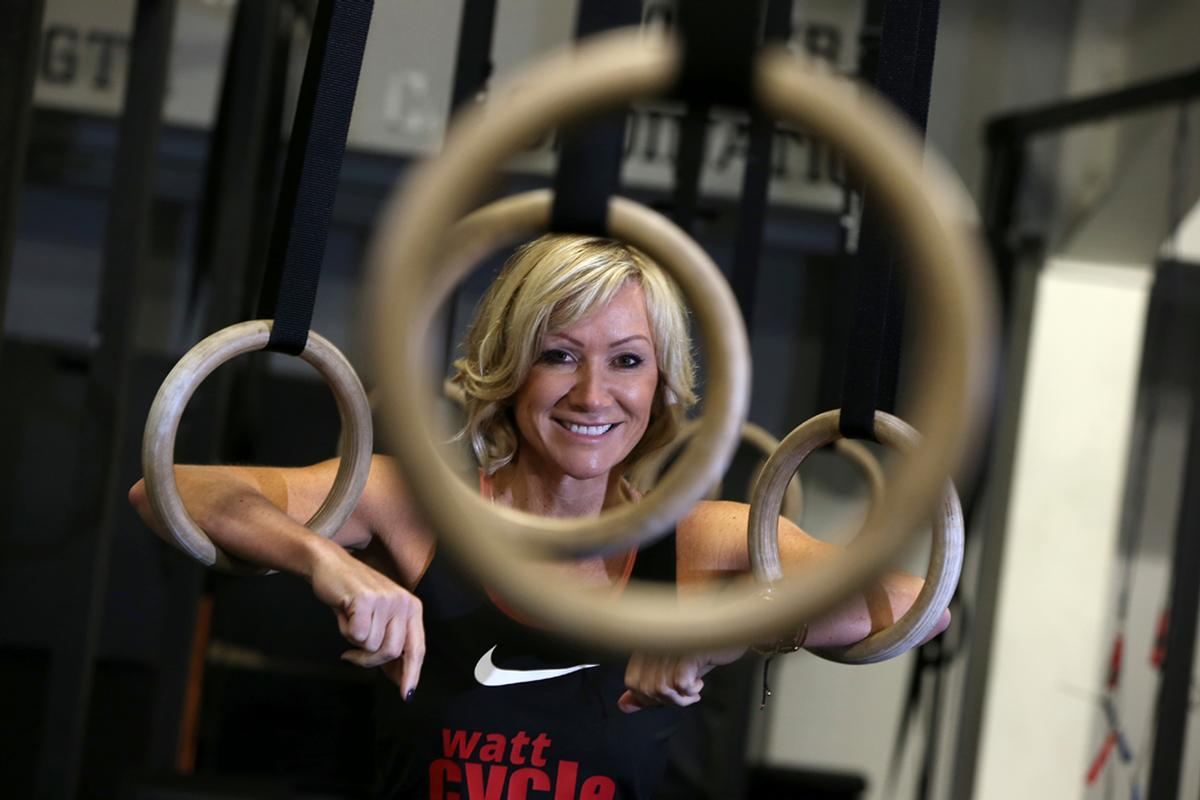 Joanne McCue Bannatyne runs a string of CrossFit clubs across the north east