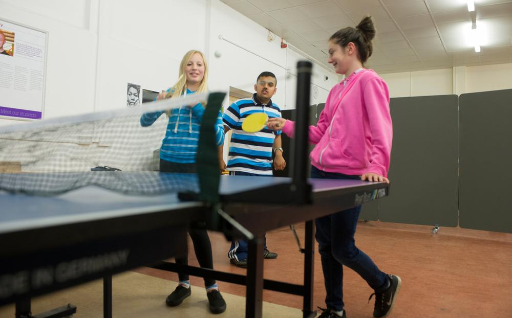 Sported supports 3,000 community groups that use sport to improve the lives of young people