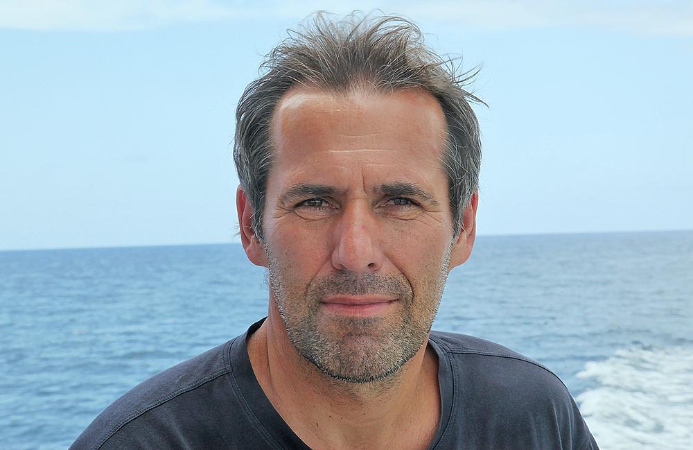 Jean-Michel Gathy's big break was the Amanwana in Indonesia in the early 1990s