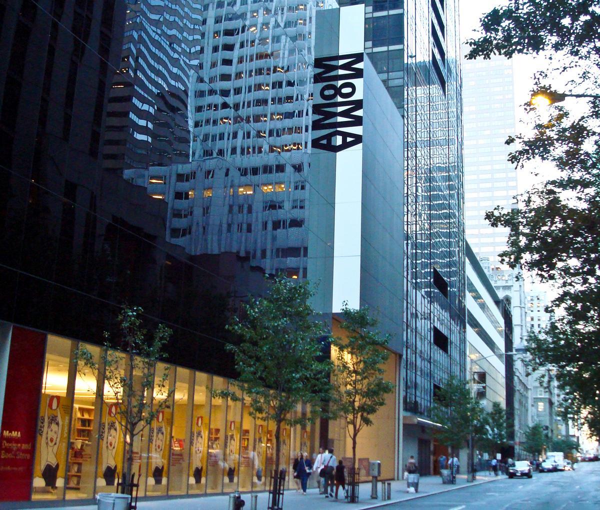 new york moma unveils revised us 445m expansion plans news. Black Bedroom Furniture Sets. Home Design Ideas