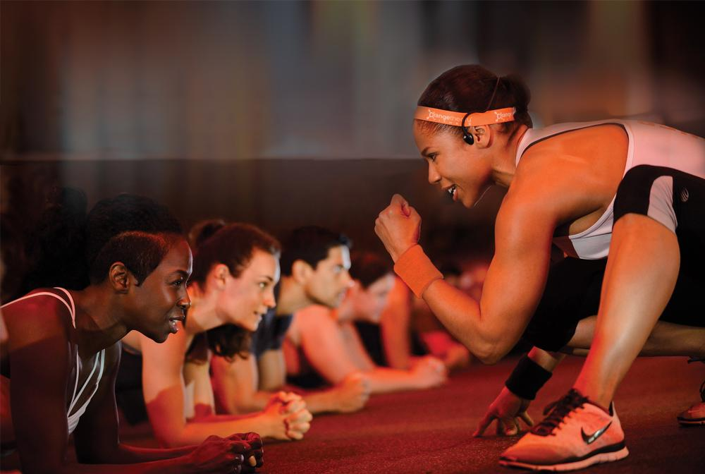 Orangetheory has mushroomed to 900 studios in the US and is growing in the UK