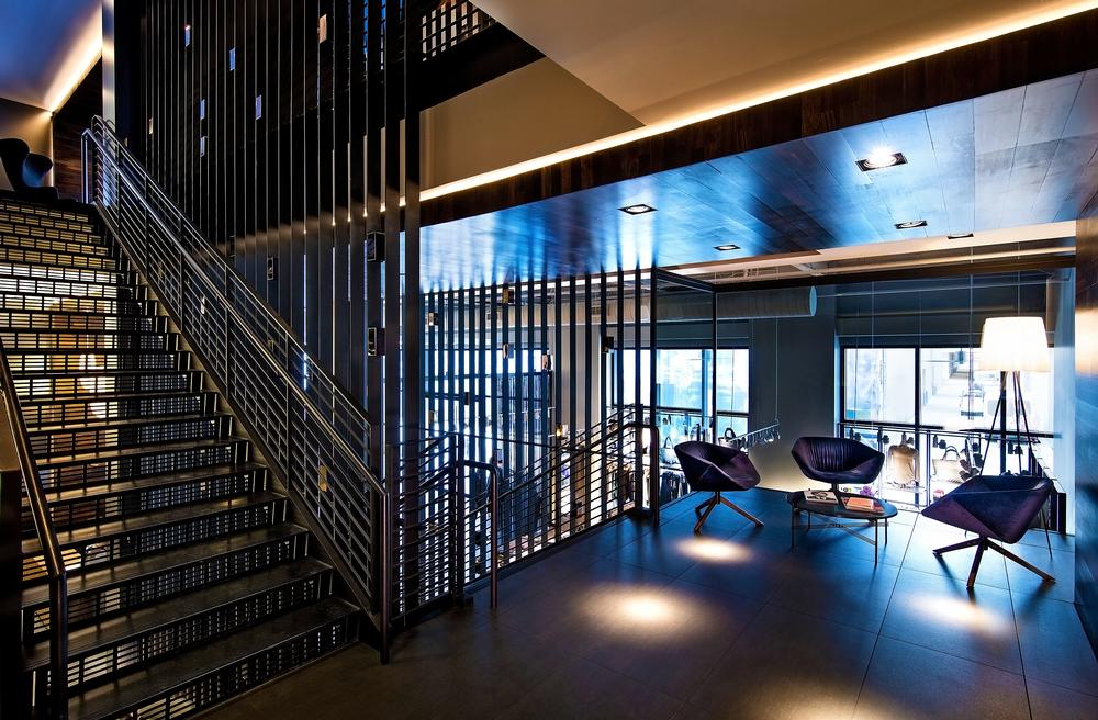 The new Equinox hotels will reflect the same design sensibilities as the high-end health clubs