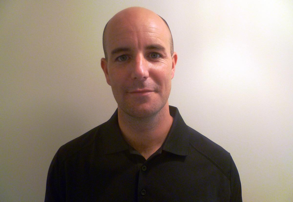 Alan Ellis has more than a decade of fitness experience from senior roles with Matrix, Cybex and SportsArt