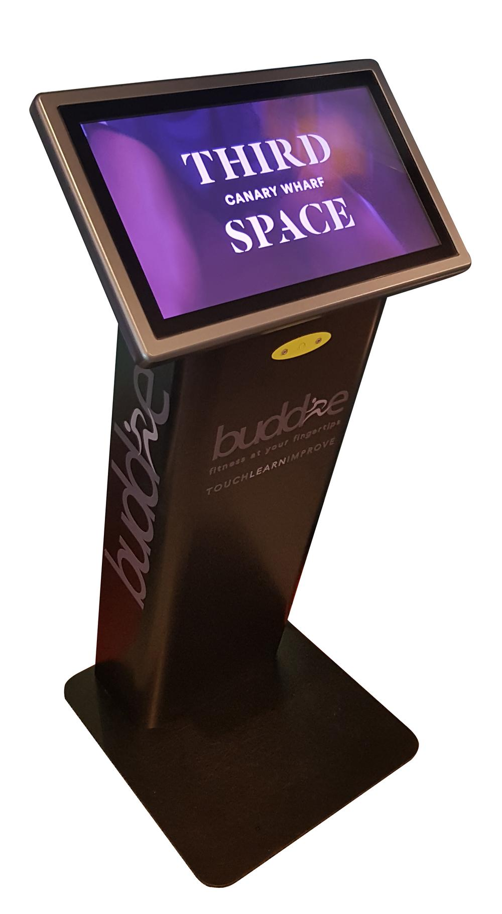 Third Space, Canary Wharf in London, is using gym budd-e to improve the member experience