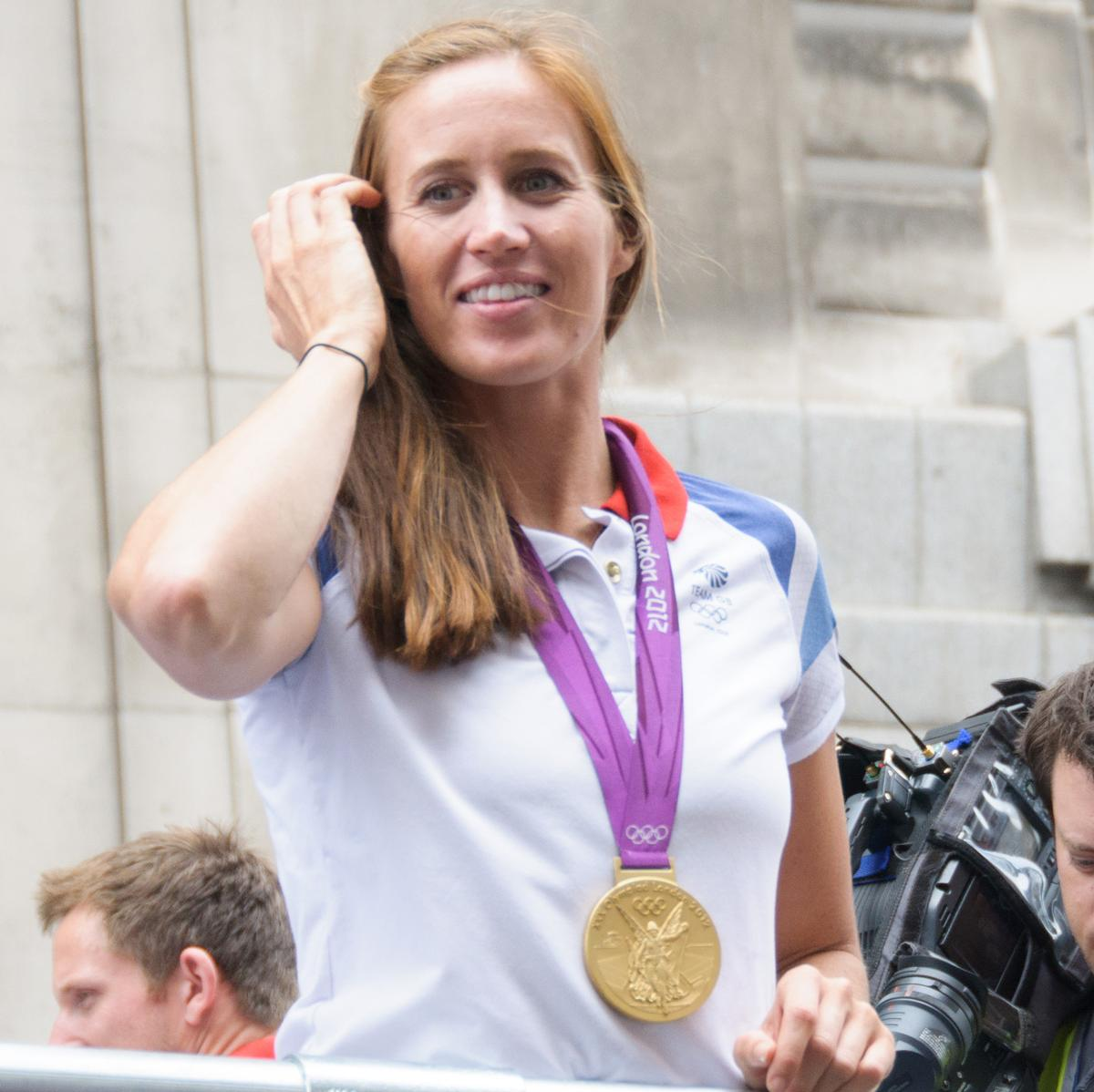 Helen Glover won gold at London 2012 having been identified as a potential rower via a talent identification scheme