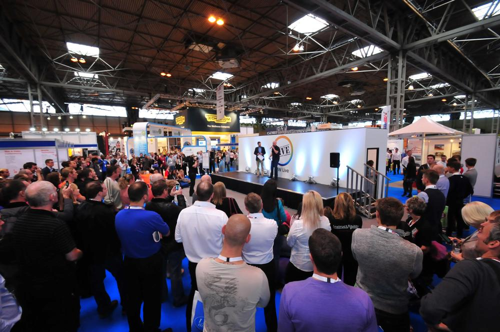 LIW Live will host Q&A sessions with high profile sports stars