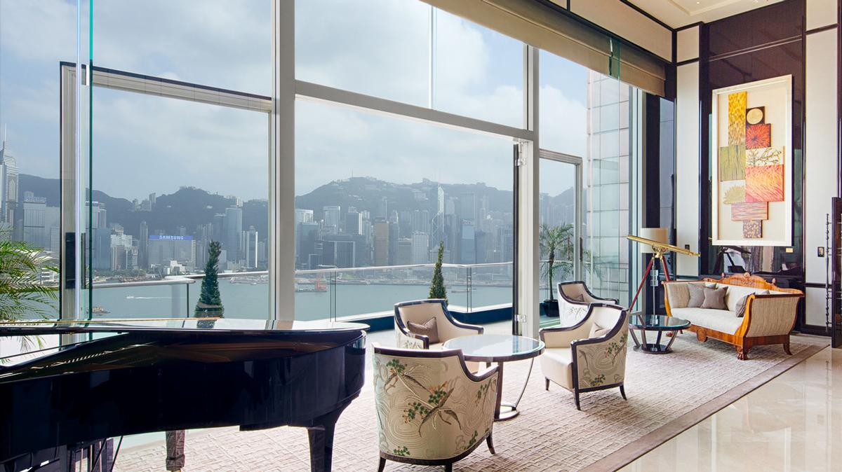 Steinbeck's previous designs include interiors for Peninsula Hotel's flagship venue in Hong Kong / Hong Kong Peninsula