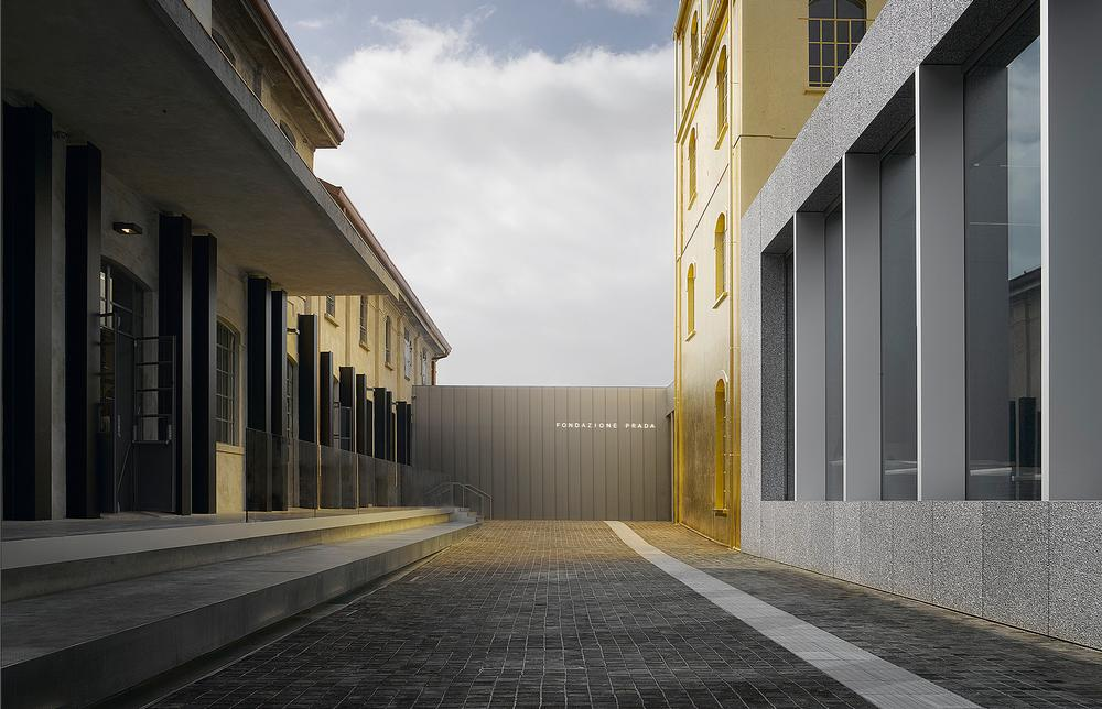 Koolhaas said he wanted to create a diverse range of spaces for displaying art / Photo: Bas Princen