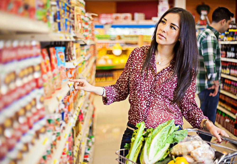 Supermarkets have sophisticated models and systems to determine which ranges are appropriate for which locations / PHOTO: SHUTTERSTOCK.COM