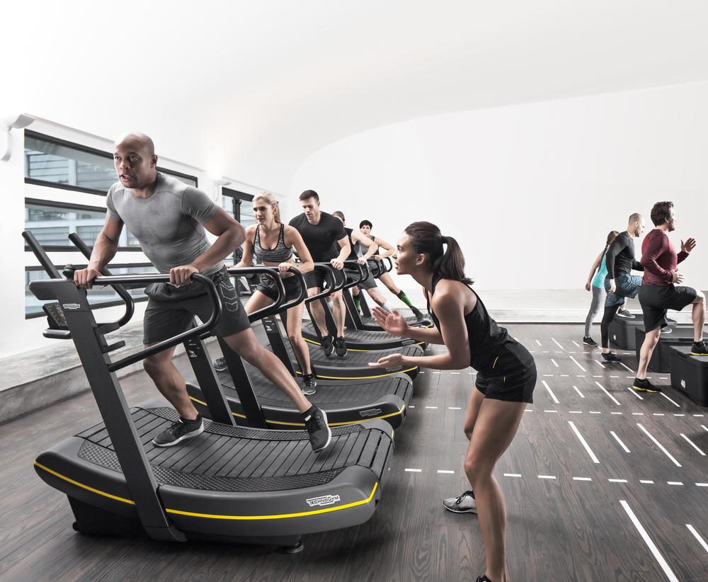 SKILLMILL is ideal for performance-orientated class programmes