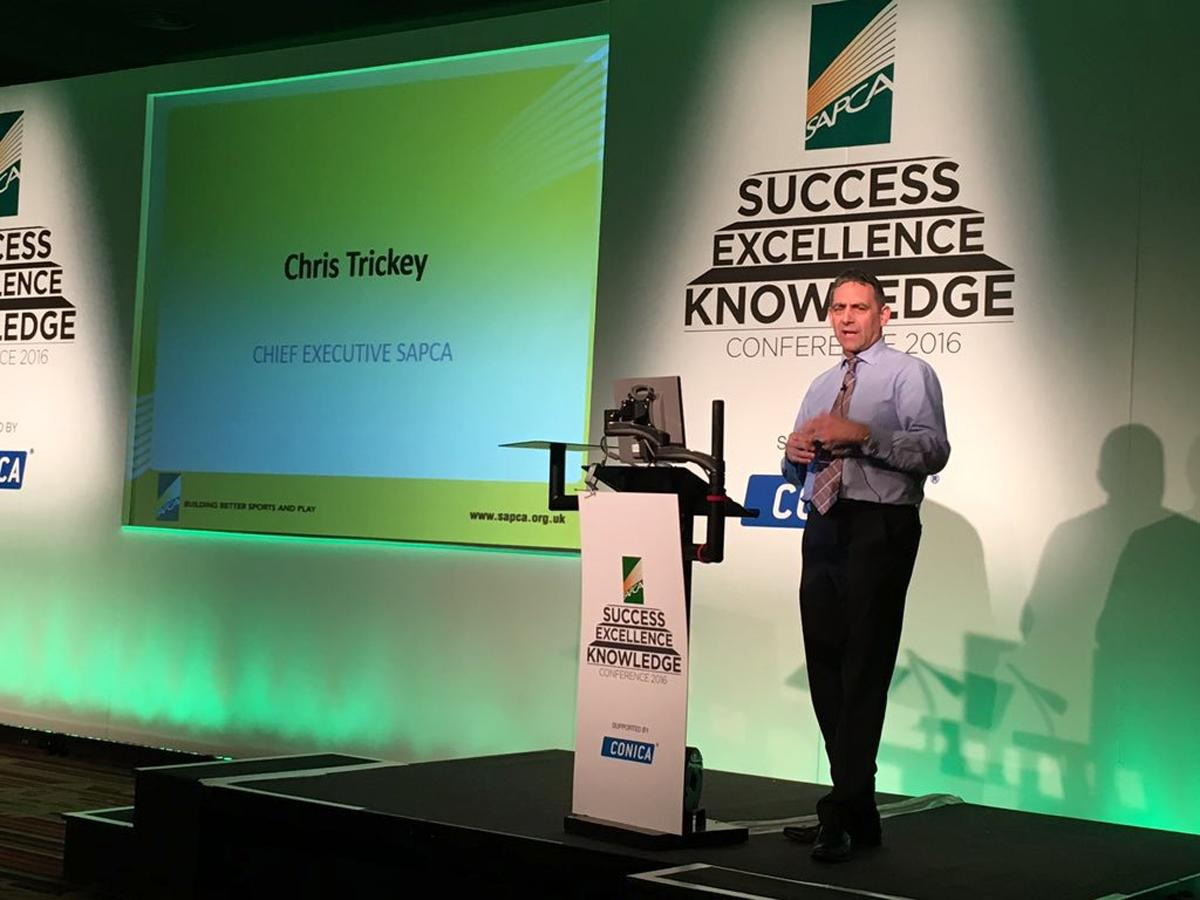 SAPCA chief executive Chris Trickey said individual membership would lead to a better educational programme and knowledge-sharing capabilities