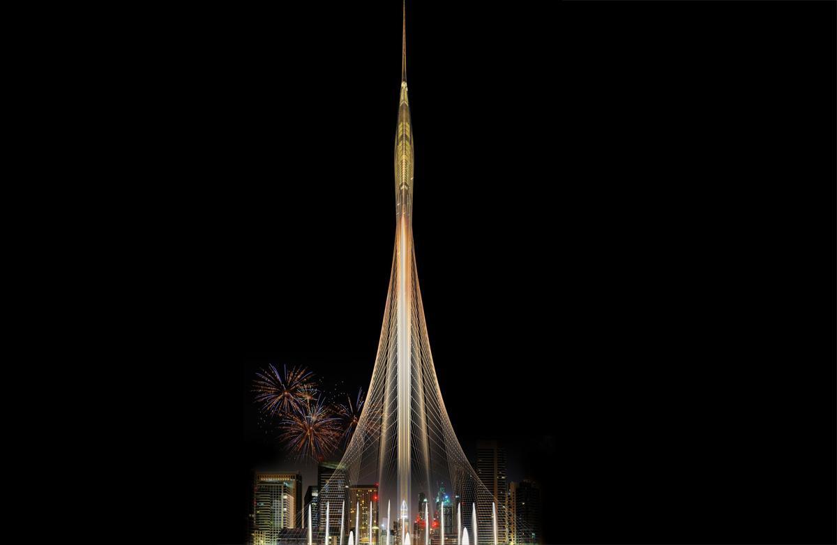 The tower will be a new cultural and tourist landmark for Dubai / Dubai Media Office