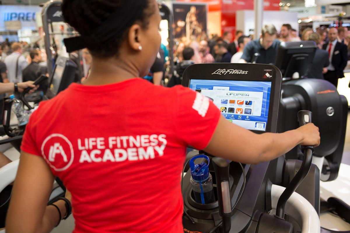 Life Fitness Academy has teamed up with YMCA Awards to create new courses for Life Fitness clients
