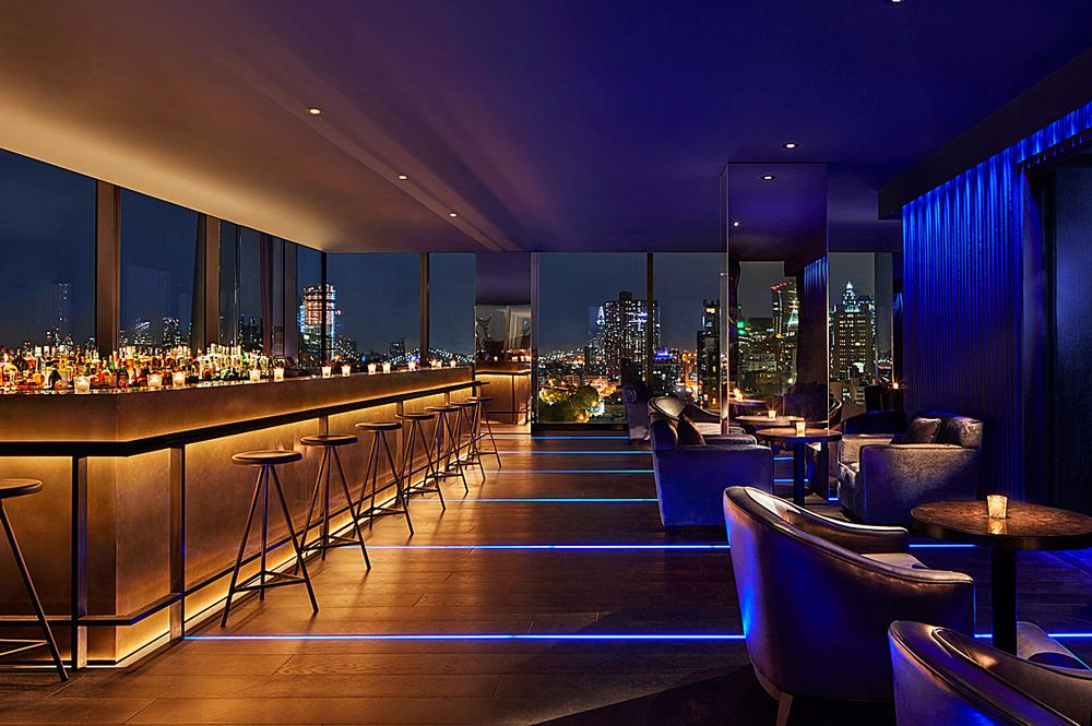 Ian Schrager has described the design concept of Public as 'simplicity as the ultimate sophistication'