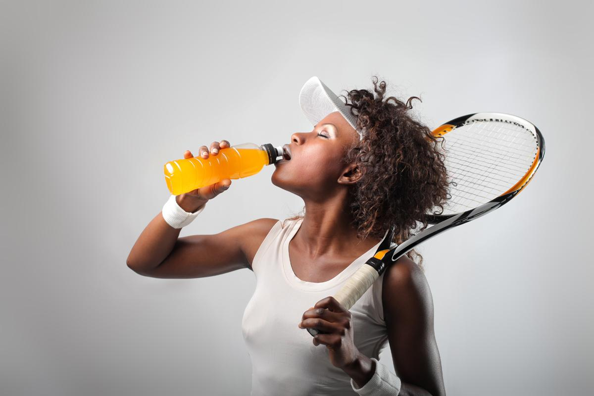 Energy drink consumption is thought to be rising among young people, posing an increased risk of high blood pressure / Shutterstock / Ollyy