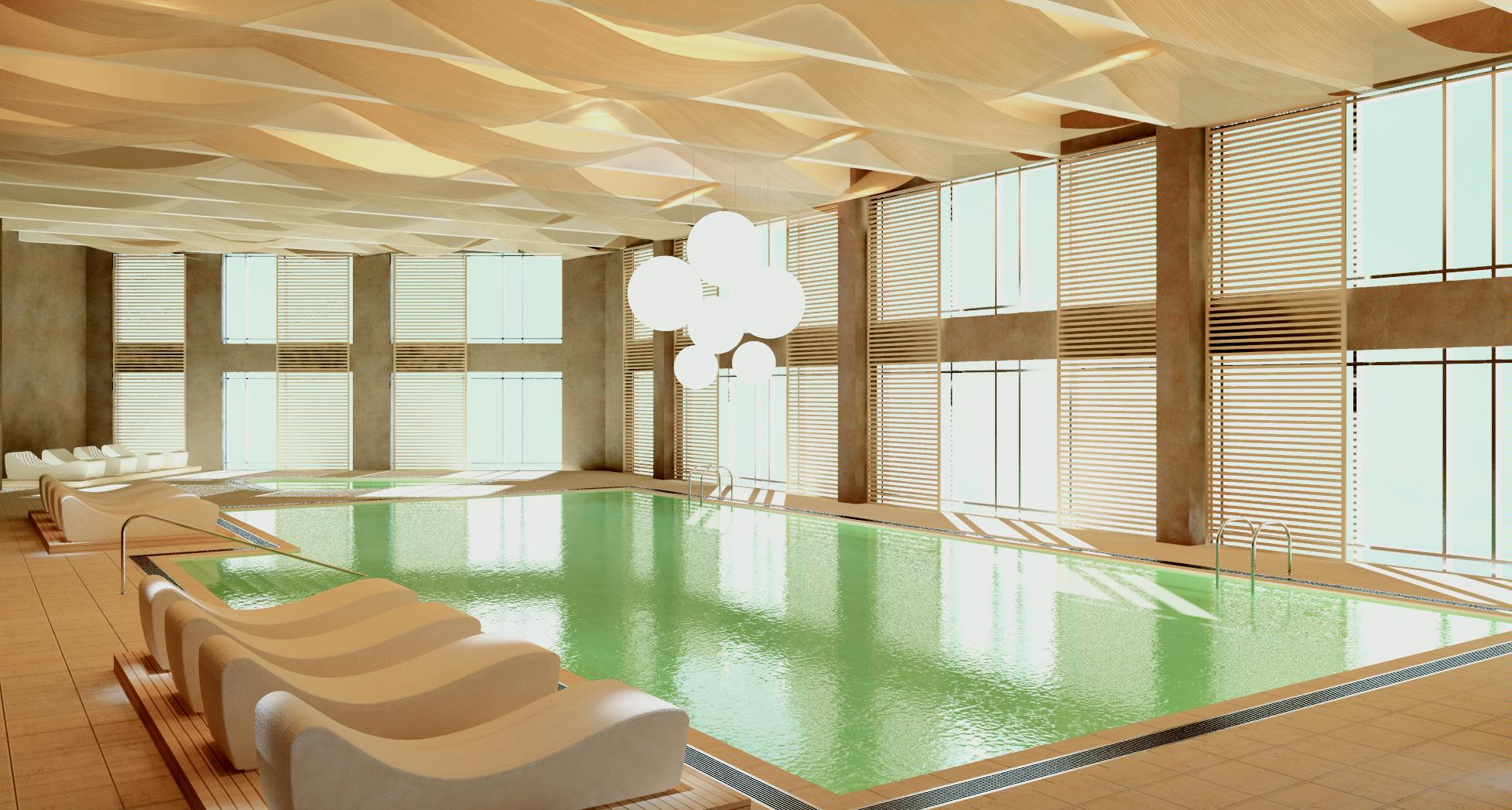 Wellness is part of World Class Strogino's offering