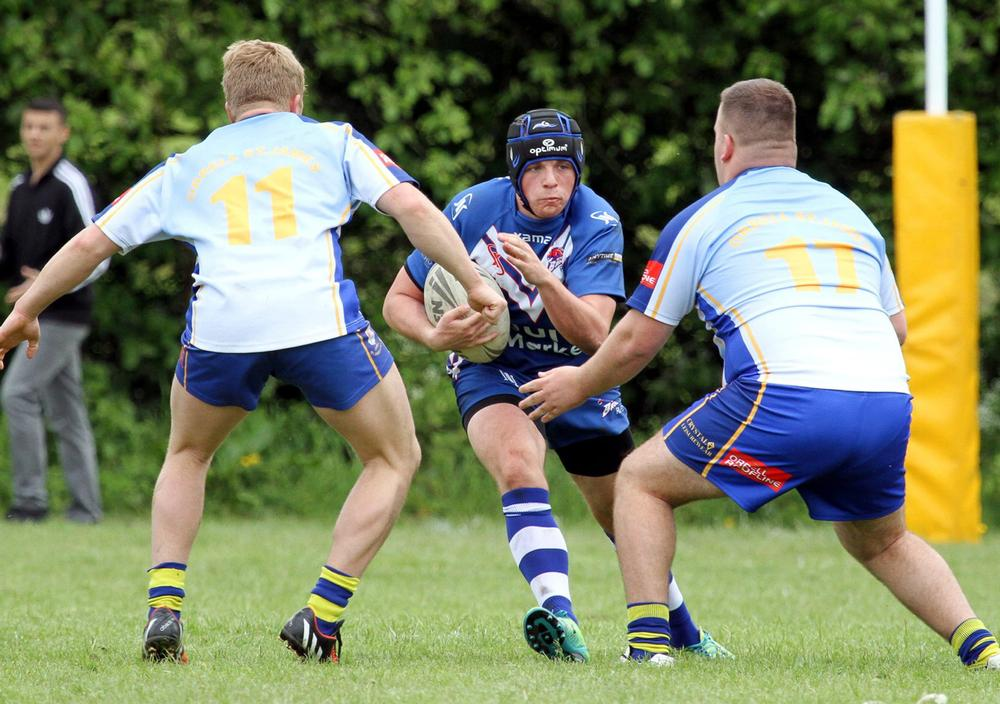 Crowdfunding has helped clubs, such as Bury Broncos, raise cash quickly from supporters
