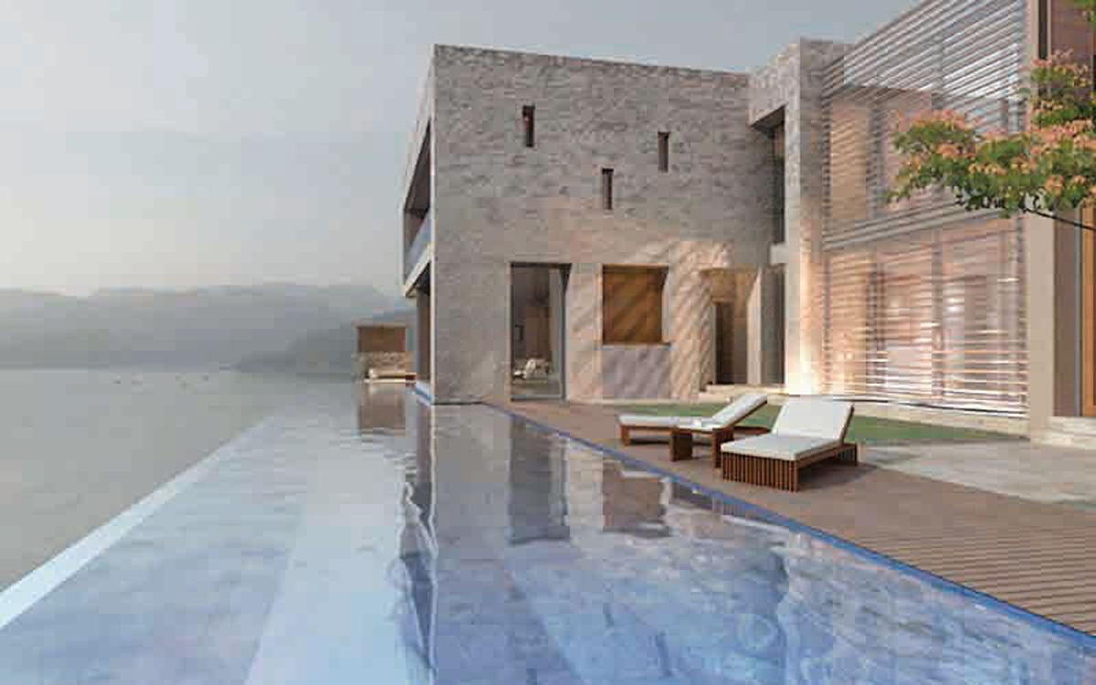 Architecture and design news from clad alila salalah for Designhotel oman
