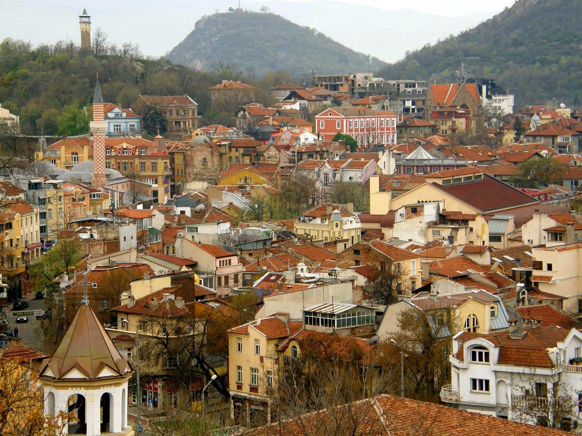 The spa heritage package is also expected to include a trip to the 2019 European Capital of Culture: Plovdiv in Bulgaria / Klearchos Kapoutsis