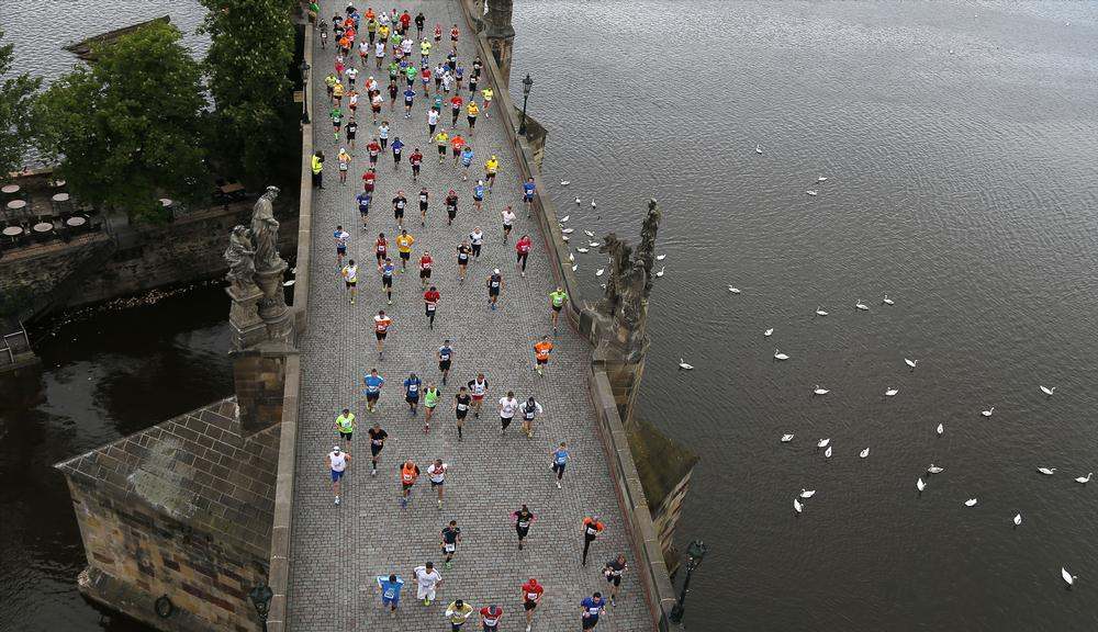 Prague will host more than 400 events under the Capital of Sport banner this year / image ©: petr david josek