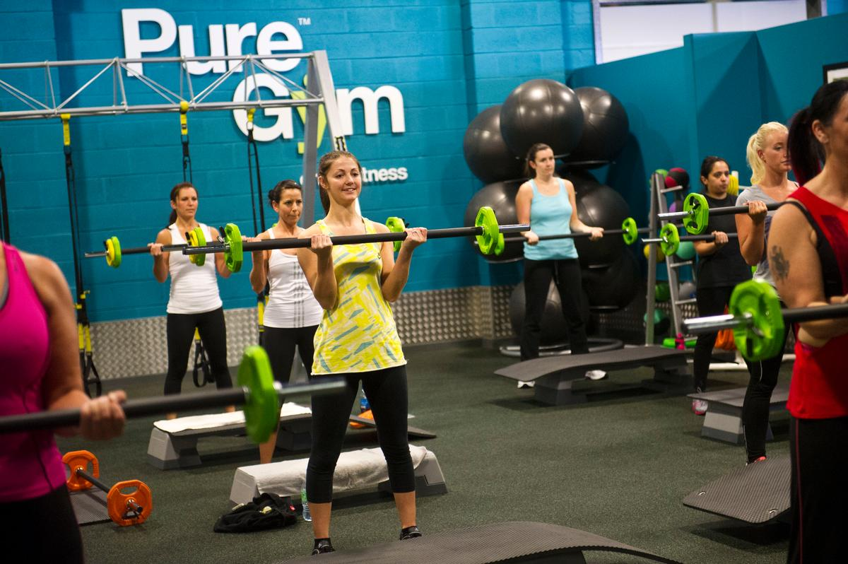Fast-growing low cost chains like Pure Gym are helping to drive member penetration of the European population