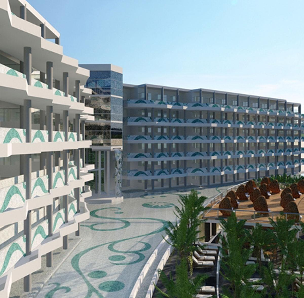 The property includes 192 suites, each with its own pool / Karisma Hotels