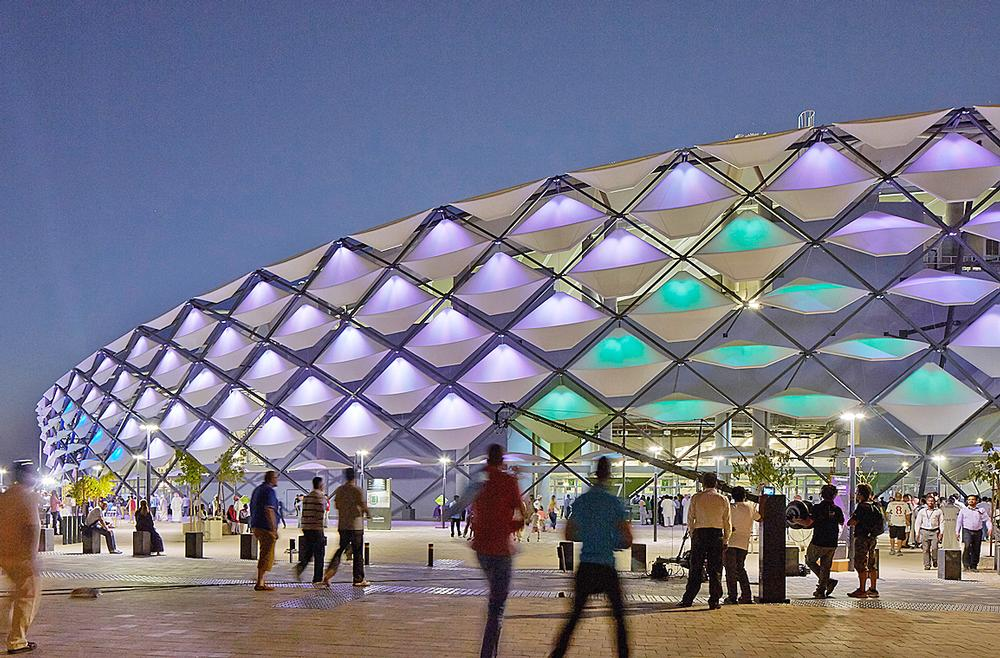 Al Ain Football Club, Abu Dhabi: This project sees the creation of a mixed use community around the 25,000 seat football club and sports facility