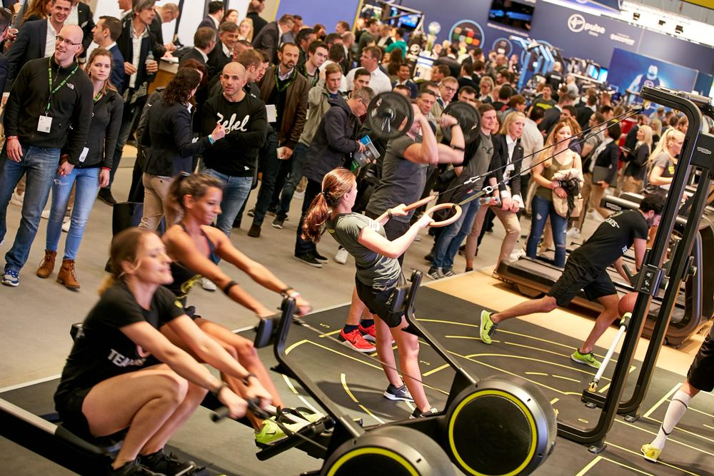 Demonstrations of new fitness kit will take place at FIBO