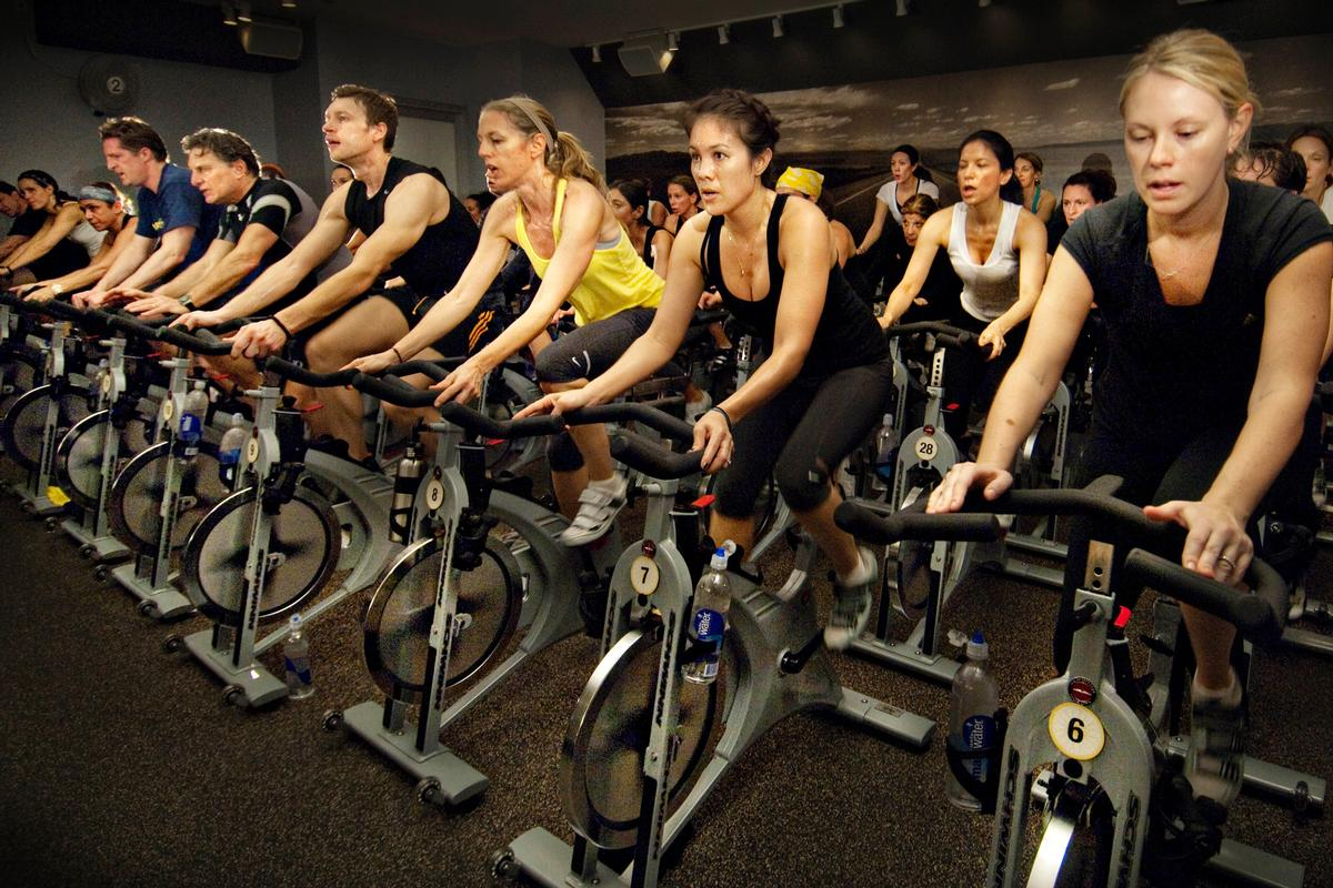 The boutique cycling studio chain has been a game changer in the fitness market