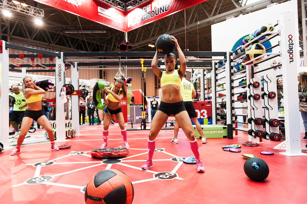 Escape's new functional training range is designed to be less intimidating