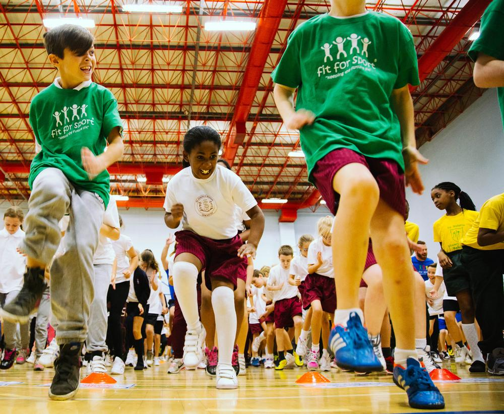 Fit For Sport is looking to roll out the scheme across more schools in the future