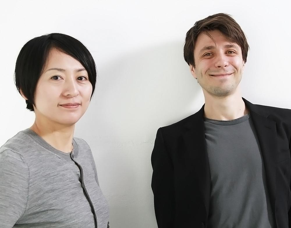 Hiroko Kusunoki (left) previously worked for Shigeru Ban and Jean Nouvel, while Nicolas Moreau worked for SANAA and Kengo Kuma / IMAGE: ©JULIEN WEILL