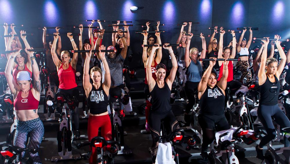CycleBar is the first of the Xponential Fitness brands to cross the pond and launch in the UK, with the first location in London's Nine Elms development