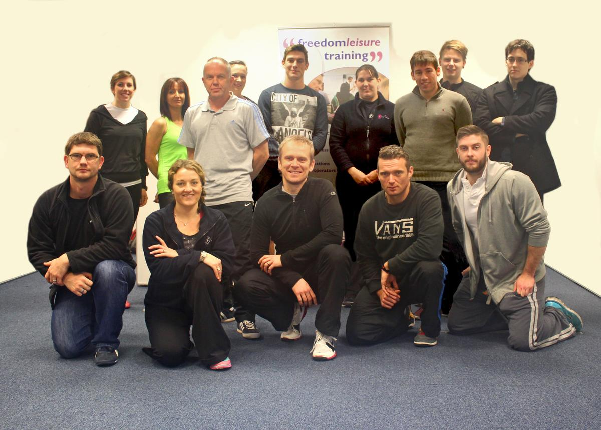 Freedom Leisure staff have attended two-day courses during December ahead of the initiative's January roll out