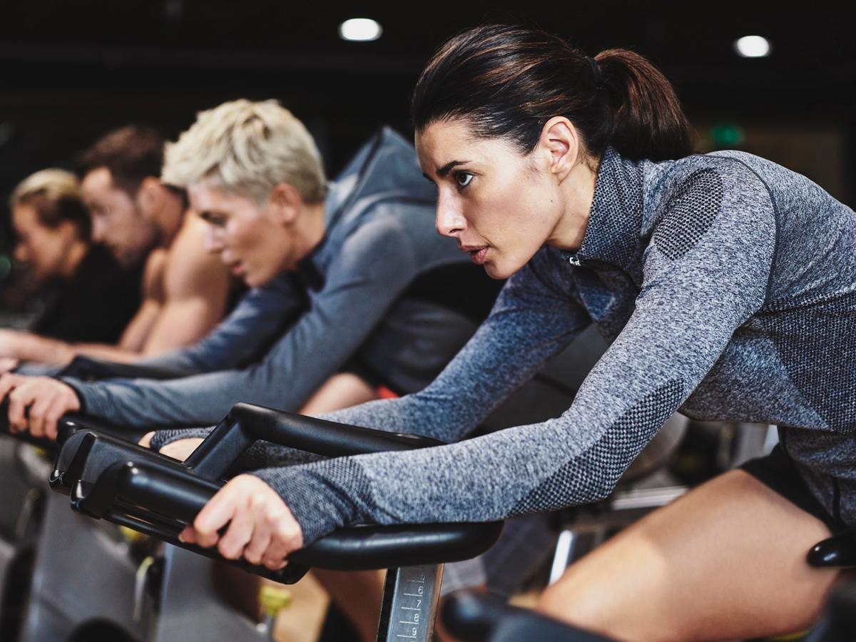 Central to the relaunched club is group exercise, with a range of classes on offer / Third Space