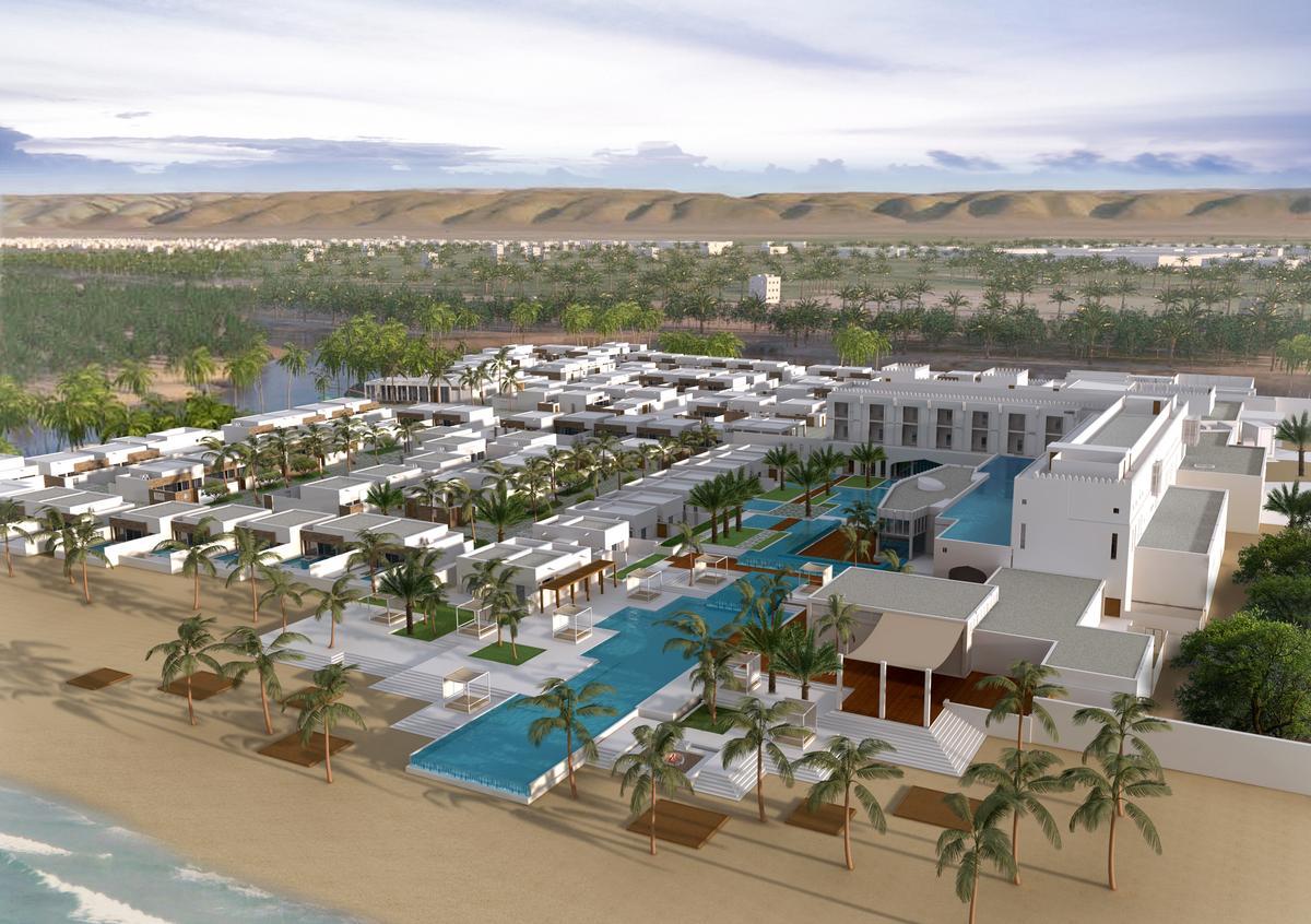 Omran and Musstir enter JV to develop Anantara Dhofar, as