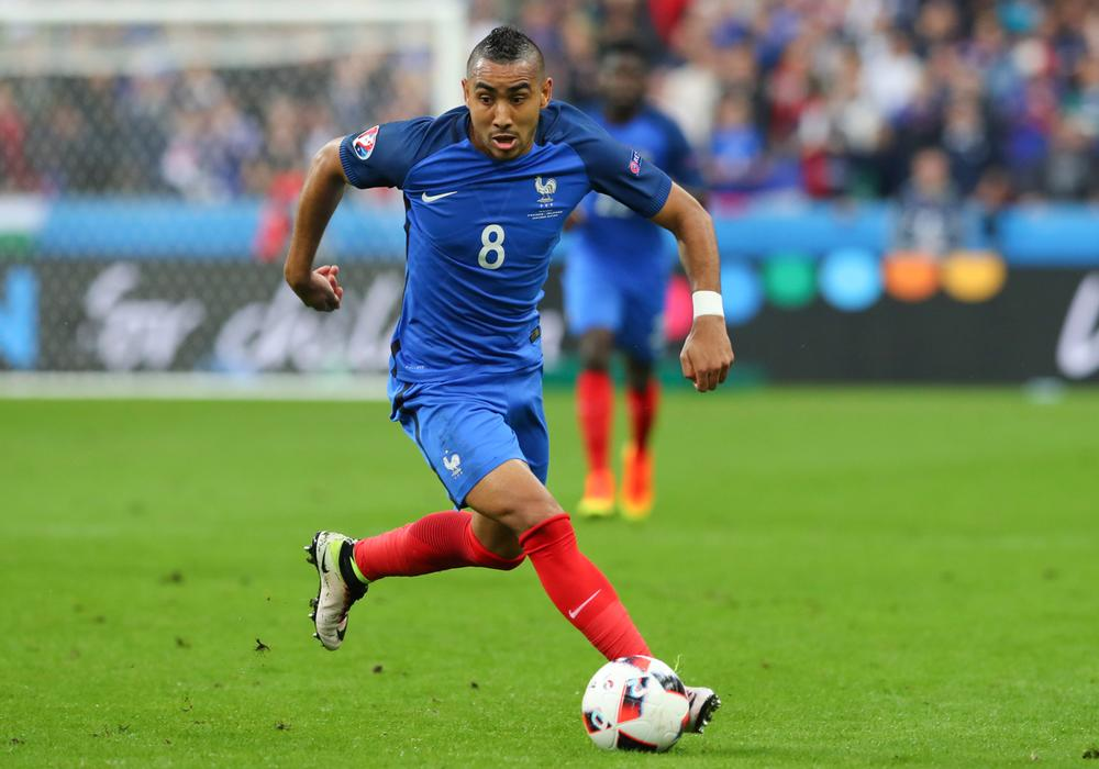 The movement of European sportspeople, such as West Ham's French footballer Dimitri Payet, could be restricted / thibault camus / press association images
