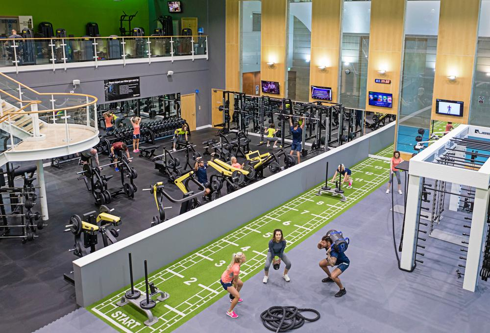Bannatyne has worked with  Technogym to refresh the gym floor  and make it more member-centric