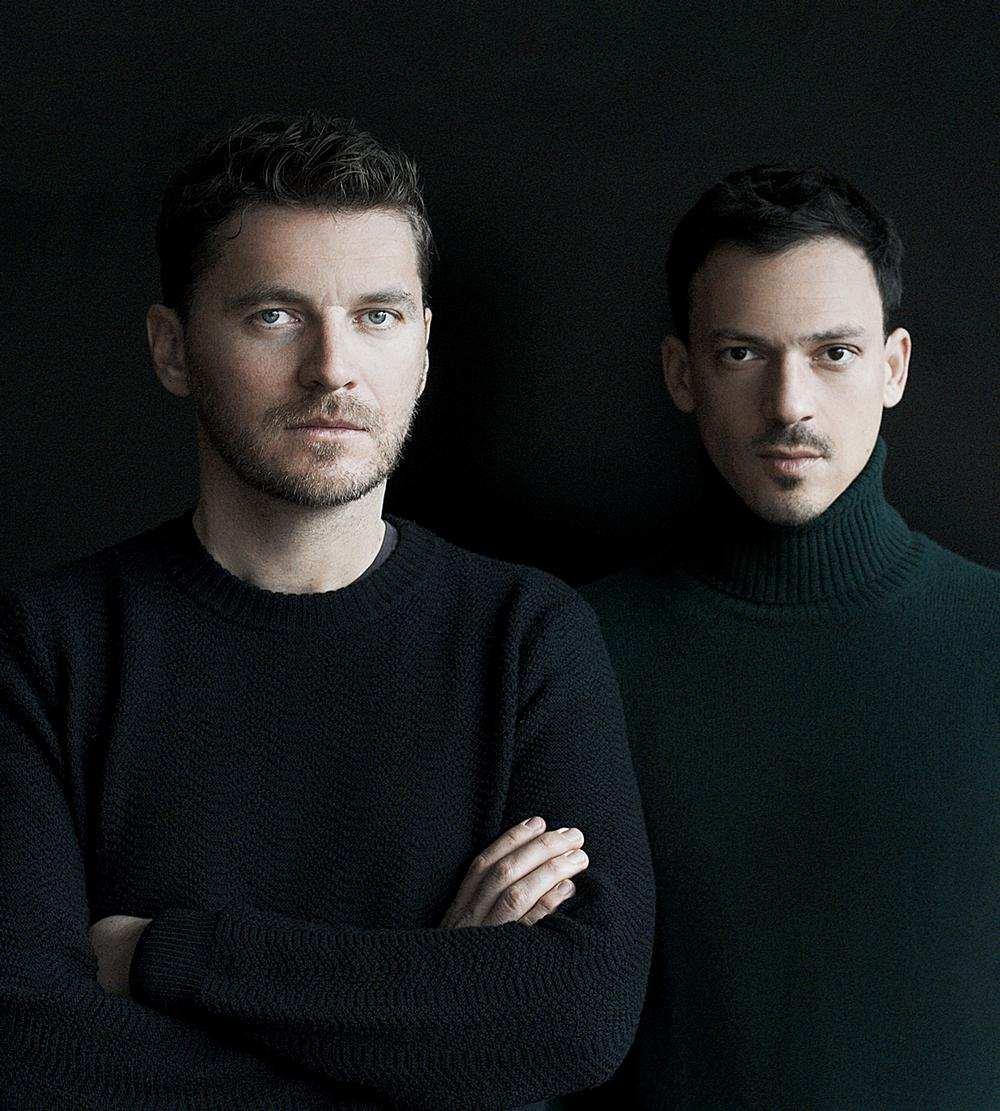 Studio KO founders Karl Fournier and Olivier Marty